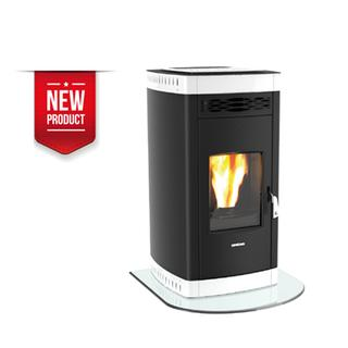 Pellet Stove LINCAR ALICYA 531N Canalizzata 11,6kW (ducted)